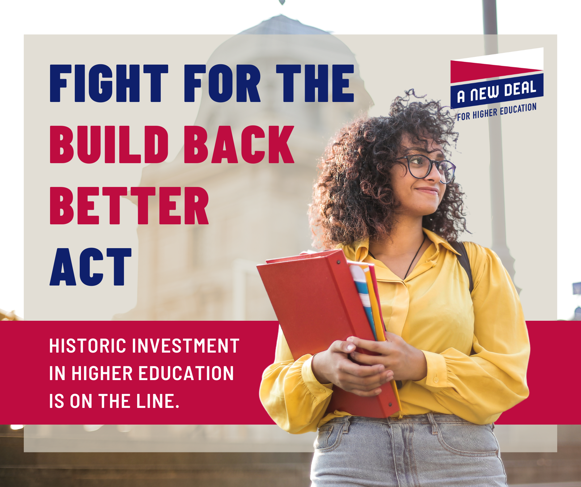 Graphic for Build Back better bill
